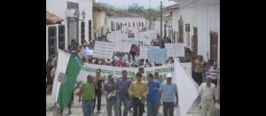 protesta traslado terminal